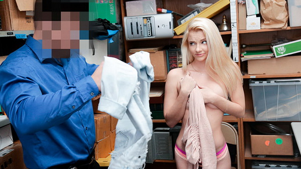 Riley Star - Shoplyfter
